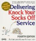 Delivering Knock Your Socks Unabr 5 Cds