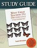 Study Guide: What Great Teachers Do Differently