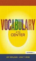 Vocabulary at the Center