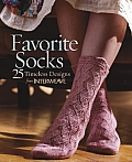 Favorite Socks 25 Timeless Designs from Interweave