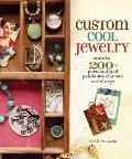 Custom Cool Jewelry Create 200 Personalized Pendants Charms & Clasps
