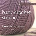 Basic Crochet Stitches 250 Stitches to Crochet