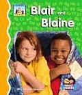 Blair and Blaine
