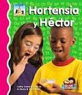 Hortensia y Hector