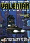 Valerian Volume 1: The New Future Trilogy