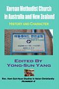 Korean Methodist Church in Australia and New Zealand: History and Character (Hardcover)