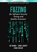 Building and Classifying Fuzzers: Chapter 5 from Fuzzing for Software Security Testing and Quality Assurance