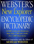 Websters New Explorer Encyclopedic Dictionary