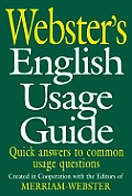 Websters English Usage Guide