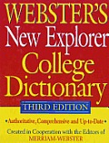 Webster's New Explorer College Dictionary, Third Edition