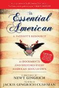 The Essential American: 25 Documents and Speeches Every American Should Own Cover