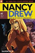 Nancy Drew Graphic Novel 02 Writ In Stone