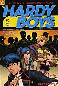 Hardy Boys Graphic Novel 02 Identity Thief