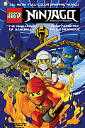 Lego Ninjago Graphic Novels 01 The Challenge of Samukai