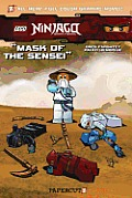 Ninjago #02: Ninjago Graphic Novels #2: Mask of the Sensei Cover
