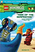 Lego Ninjago Graphic Novels 03 Rise of the Serpentine