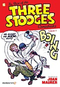 Best of the Three Stooges #1 (Best of the Three Stooges)