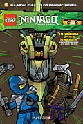 Ninjago #05: Ninjago Graphic Novels #5: Kingdom of the Snakes Cover