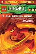 Ninjago: The Challenge of the Samukai/Mask of the Sensei Bind-Up (Ninjago)