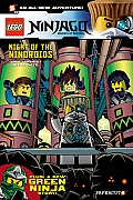 Lego Ninjago 09 Night of the Nindroids