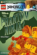 Ninjago #10: Lego Ninjago #10: The Phantom Ninja
