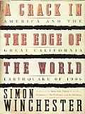 A Crack in the Edge of the World: America and the Great California Earthquake of 1906 (Large Print) (Wheeler Hardcover)