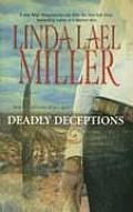 Deadly Deceptions (Large Print) (Wheeler Hardcover) Cover