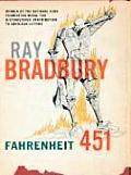 Fahrenheit 451 (Large Print) (Wheeler Softcover) Cover
