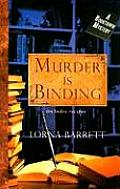 Murder Is Binding: A Booktown Mystery (Large Print) (Wheeler Cozy Mystery)