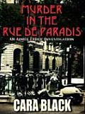 Murder in the Rue de Paradis (Wheeler Softcover)