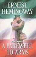 A Farewell to Arms (Large Print) (Wheeler Softcover)