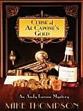 Curse of Al Capone's Gold (Wheeler Softcover) Cover