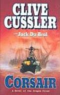 Corsair (Large Print) (Wheeler Hardcover)