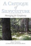 Critique of Silviculture (08 Edition)