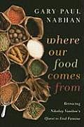 Where Our Food Comes From (09 Edition) Cover