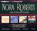 Nora Roberts CD Collection Hidden Riches True Betrayals Homeport The Reef