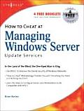How to Cheat at Managing Windows Server Update Services Cover