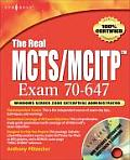 Real MCITP Exam 647 Windows Server 2008 Enterprise Administrator Prep Kit