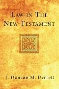 Law in the New Testament