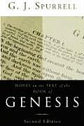 Notes on the Text of the Book of Genesis, Second Edition
