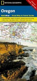 Oregon: State Guides Road Maps
