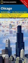 Chicago: Destination City Travel Maps