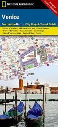 Venice: Destination City Travel Maps