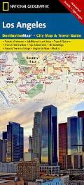 Los Angeles: Destination City Travel Maps