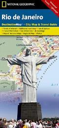 Rio de Janeiro: Destination City Travel Maps