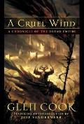 A Cruel Wind First Edition by Glen Cook