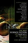 The Best Science Fiction and Fantasy of the Year Volume 1 Cover
