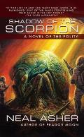 Shadow of the Scorpion (A Novel of the Polity) Cover