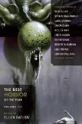 Best Horror of the Year #06: The Best Horror of the Year, Volume 6