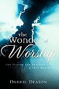 The Wonder of Worship